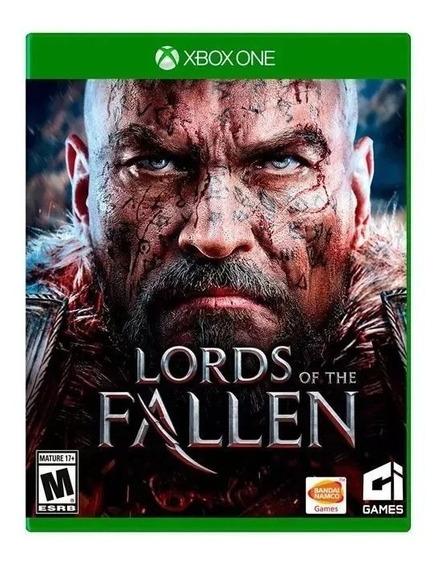 Lords Of The Fallen - Xbox One Mídia Física Lacrado