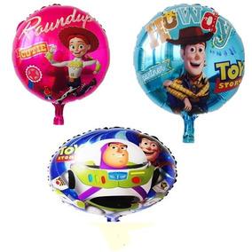 Balão Metalizado Toy Story De 45cm (6 Unidades)