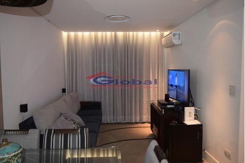 Venda Apartamento - Pq. Erasmo Assunção - Santo André - Gl39149