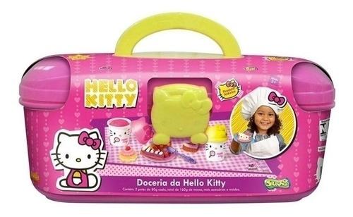 Doceria Da Hello Kitty - Massinha Com Malete Sunny 335