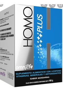 Homo Plus Regulador Hormonal Masculino