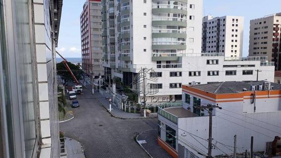 Kitnet Com 1 Dormitório À Venda, 35 M² Por R$ 95.000 - Aviação - Praia Grande/sp - Kn0007