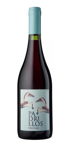 Vino Padrillos Pinot Noir - Ernesto Catena - Envíos - Oferta