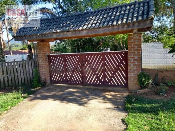 Chácara No Buquirinha, São José Dos Campos. - Ch0002