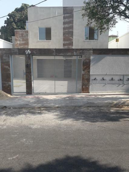 Casa Geminada Com 2 Quartos Para Comprar No Santa Mônica Em Belo Horizonte/mg - Idl23