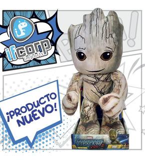 Peluche Baby Groot Guardianes De La Galaxia Vol. 2 Marvel