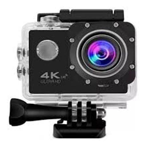 Câmera 4k De Esporte E Ação À Prova D