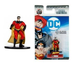 Robin Dc56 Dc Nano Metalfigs Batman Tim Drake