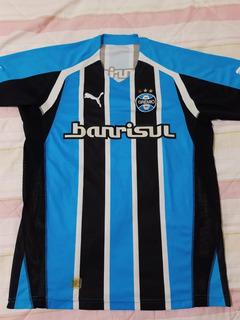 Camisa Do Grêmio Tricolor 2005