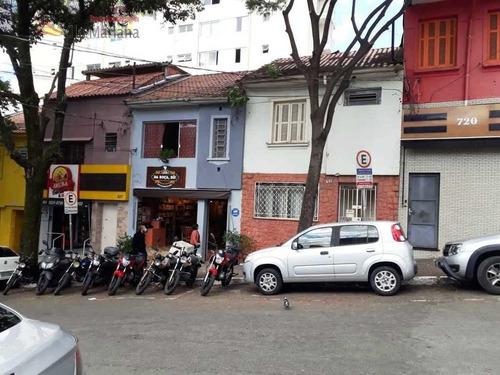Comercial Para Venda, 0 Dormitórios, Vila Clementino - São Paulo - 2046