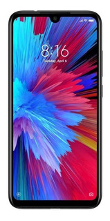 Celular Smarphone Mi Xiaomi Redmi Note 7 Dual 64gb 4gb Preto