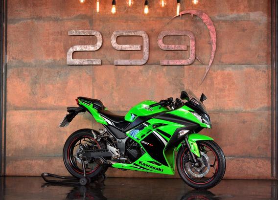 Kawasaki Ninja 300 Special Edition 2013/2014 Com Abs