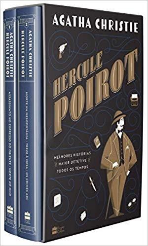 Melhores Histórias De Hercule Poirot (box) - Agatha Christie