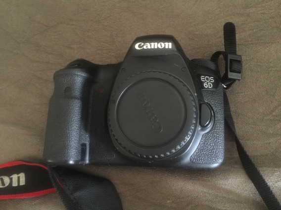 Canon 6d - Full Frame