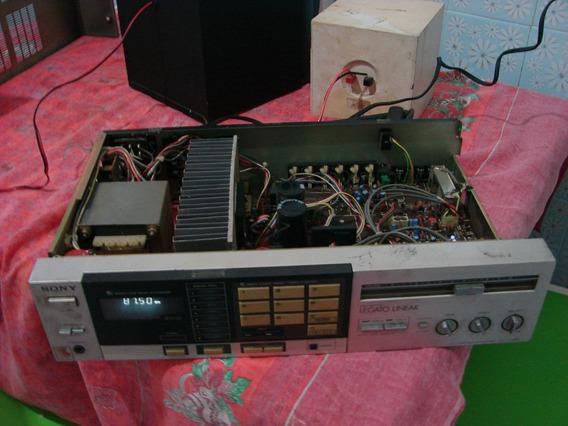 Receiver Sony Str Vx30bs Estou Vendendo As Peças Ap/ De 20$