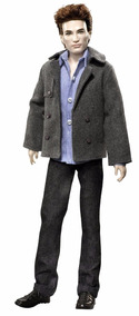 Barbie Collector Crepusculo Edward Nunca Usado, Na Caixa.