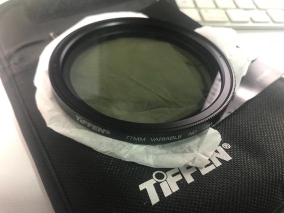 Filtro De Densidade Neutra - 77mm - Tiffen - Minasgerais