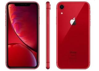 iPhone Xr 64gb Rojo Nuevo Y Sellado Somos Tienda