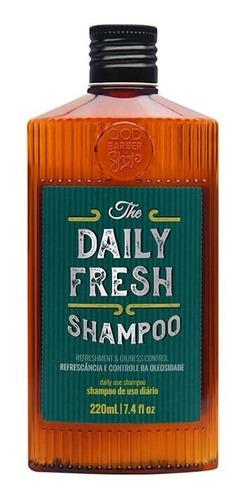 Imagem 1 de 1 de Shampoo The Daily Fresh 220ml | Para Cabelos Oleosos | Qbs