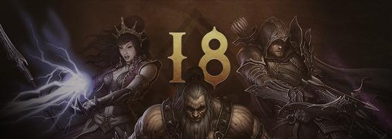 Diablo 3 Temporada 18 Rush Conquistas