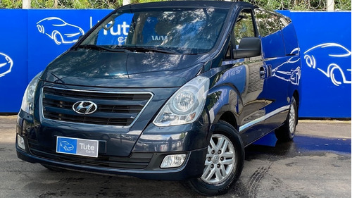 Hyundai H1 2.5 Premium 9 Asientos 2017 - Tute Cars Gustavo.