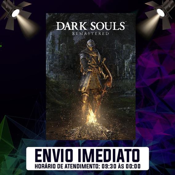 Dark Souls Remastered Steam Pc Original (outras Versões Tb)