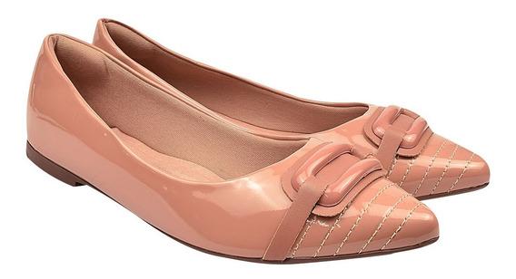 Sapatilha Sapato Feminina Chiquiteira Chiqui/5417310