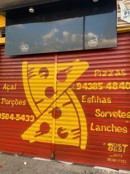 Pizzaria Em Ótima Localização Av Itaquera N°182