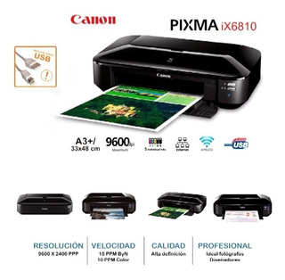 Impresora Canon Pixma Lx 6810 A3