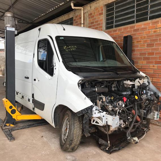 Renault Master 2.3 L3h2 5p 2018 - Sucata Para Retirar Peças