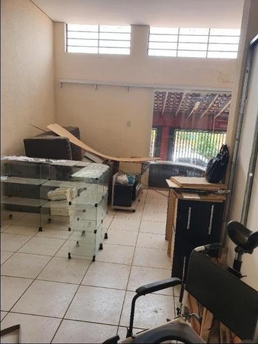 Imagem 1 de 10 de Casa, 62 M² - Venda Por R$ 400.000,00 Ou Aluguel Por R$ 2.500,00/mês - Jardim Planalto - Paulínia/sp - Ca2375
