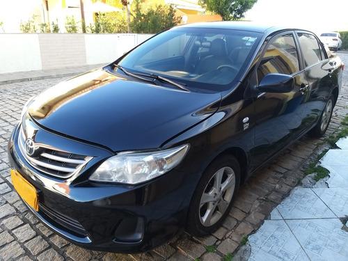 Imagem 1 de 13 de Toyota Corolla 2012 1.8 16v Gli Flex Aut. 4p