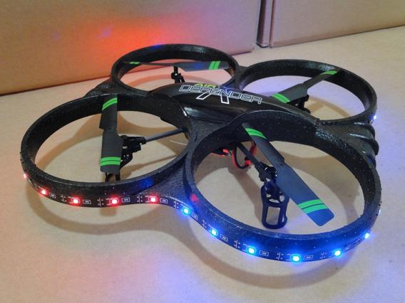 Drone Vivitar Drc-333-wm 16.1mp Camera, Wi-fi - Leia Atenção