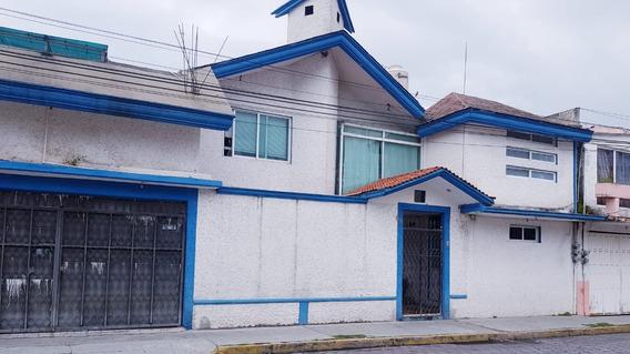Venta De Casa En Zacatelco