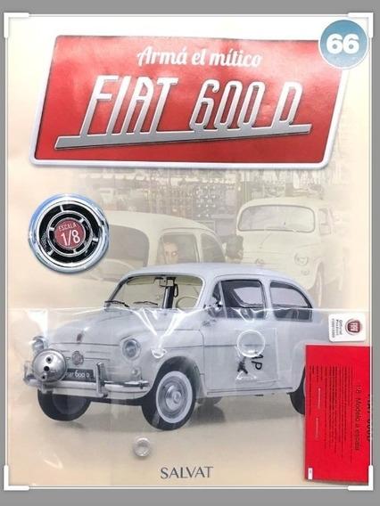 Fiat 600 Salvat Número 66