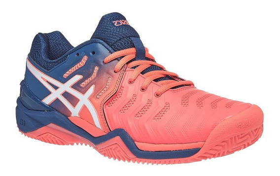 Tênis Asics Gel Resolution 7 Clay Feminino (saibro)
