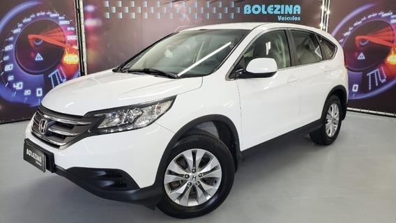 Honda - Crv 2.0 Lx Automática 2013