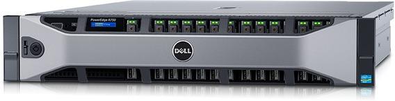 Servidor R730 2x Intel E5-2690v3 12cores 256gb Ram 1.2tb Hd