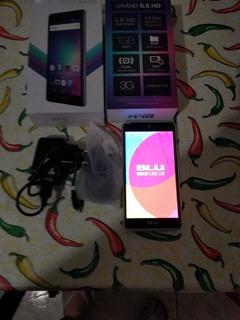 Celular Smartphone Blu Grand 5.5 Hd