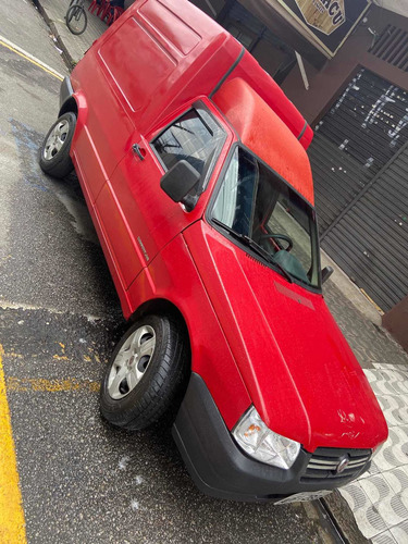 Imagem 1 de 8 de Fiat Fiorino 2007 1.3 Fire 4p