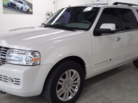 Lincoln Navigator Vagoneta Qc Dvd R-20 Lujo L 4x2 At