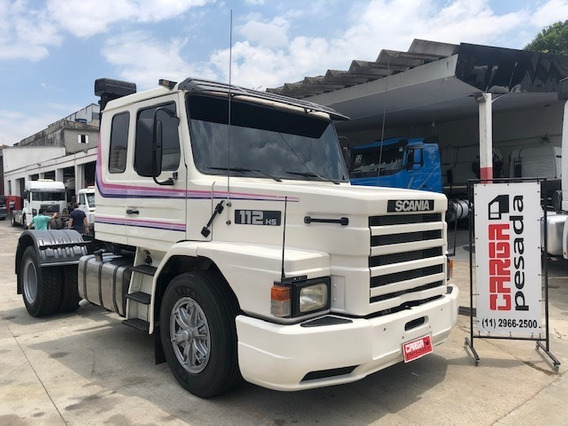 Scania T112 H T 112 4x2 Toco = 360 400 Volvo Nl12 124 112