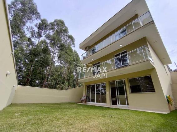 Casa À Venda, 268 M² Por R$ 950.000,00 - Ibi Aram Ii - Itupeva/sp - Ca2214