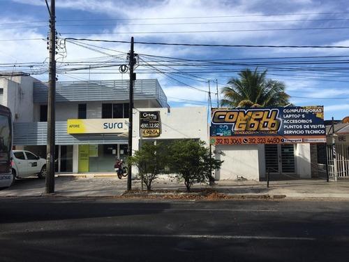 Renta Local Comercial En Av. Felipe Sevilla Del Rio 340