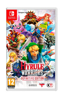 Hyrule Warriors / Definitive Edition / Nintendo Switch