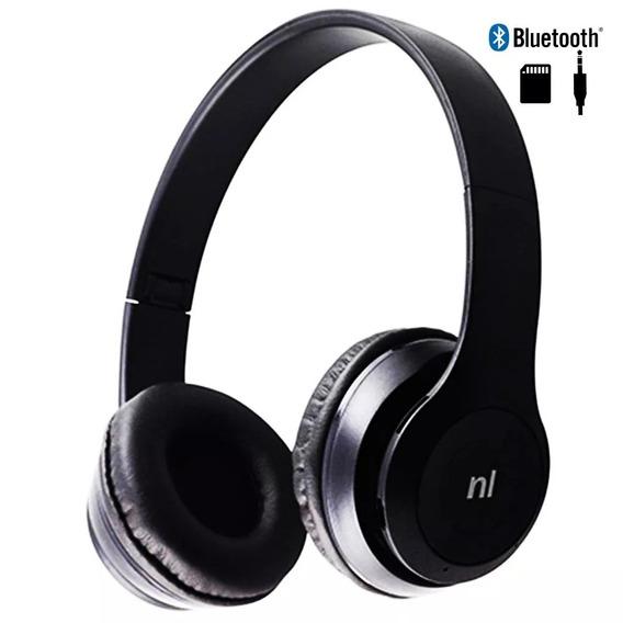Fone De Ouvido Sem Fio Headset Bluetooth Sd Fm Essence Hs