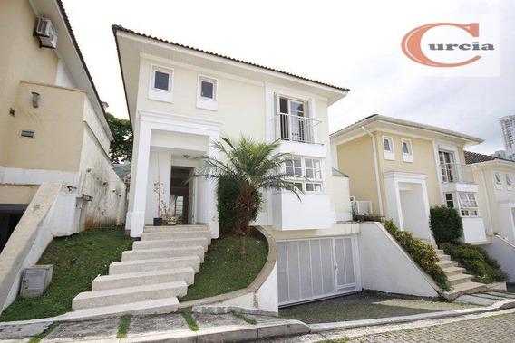 Casa Com 4 Dormitórios À Venda, 300 M² Por R$ 2.000.000 - Campo Belo - São Paulo/sp - Ca0273