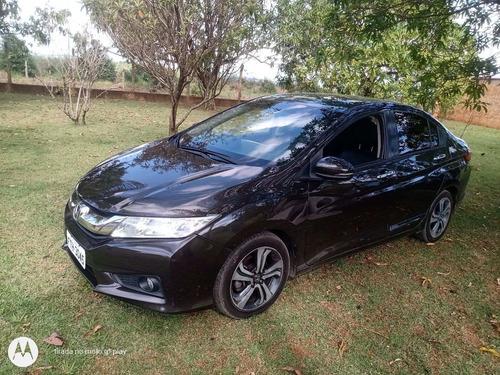 Honda City 2015 1.5 Exl Flex Aut. 4p