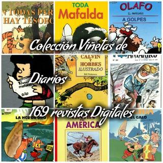 Revistas Que Fueron Viñetas De Periodicos