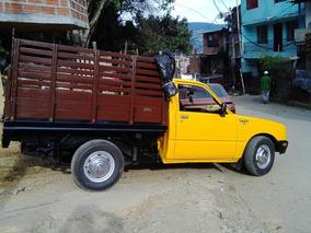 Camioneta Estacas Chevrolet Luv 1600